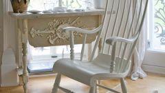 Как собрать кресло-качалку