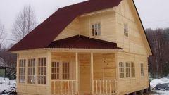 Как построить недорогой домик