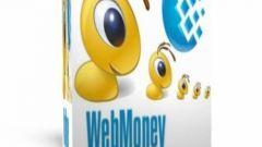 Как создать кошелек web money