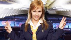 How to get a flight attendant