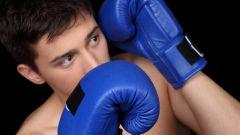 Как вязать боксерские бинты