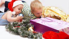 Как подарить подарок от Деда Мороза