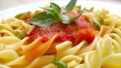 Как приготовить томатный соус для спагетти
