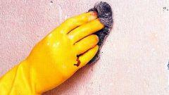 Как избавиться от пятен краски