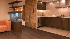 Как сделать из зала кухню