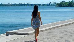 Как выработать красивую походку