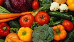 Как приготовить овощи в микроволновке