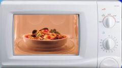 Как готовить гриль в микроволновой печи
