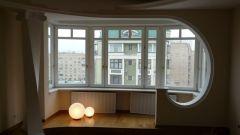 Как объединить балкон с комнатой