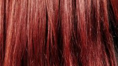 Repaint red hair