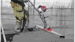 Как укладывать бетон