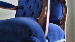 Как очистить кресло
