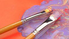 Как покрасить гипс