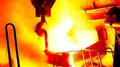 Как плавить сталь
