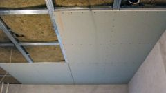 Как разобрать подвесной потолок