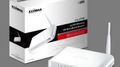 How to configure Edimax router