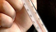 Как облегчить температуру