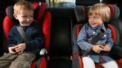 Как установить детское автомобильное кресло