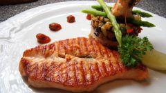 Как приготовить вкусно красную рыбу