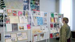 Как оформить выставку книг