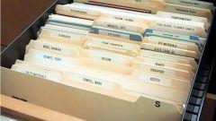 Как подшивать документы в архив
