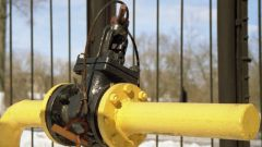 How to make a gas pipeline to property