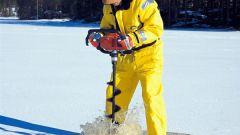 Как заточить ножи для шведского ледобура
