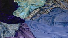 How to choose the fabric for the dress
