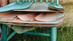 Как поменять обивку стульев