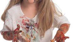 Как вывести штемпельную краску