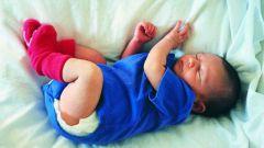 How to teach a newborn to the crib