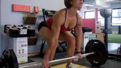 Как увеличить становую тягу