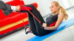Как качать мышцы эспандером