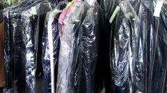 Как сшить чехол для платья