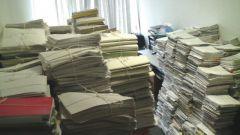 Как сшивать документы для налоговой