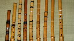 How to make a flute out of bamboo