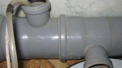 Как отогреть канализационную трубу