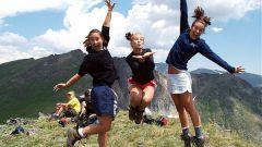 Как получить путевку в детские лагеря