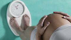 Как снизить вес во время беременности