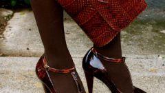 Как измерить размер обуви
