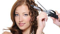 Как укладывать волосы щипцами