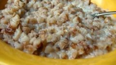 How to cook buckwheat porridge, gruel