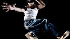 Как танцевать верхний брейк