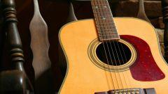 Как настроить шестиструнную гитару