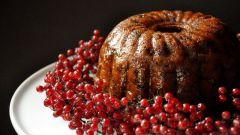 Как готовить рождественский пудинг