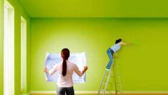 Как сочетать цвет стен