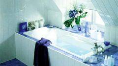 Как обшить ванную пластиком