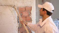 Как штукатурить деревянные стены