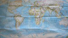 Как выучить карту мира