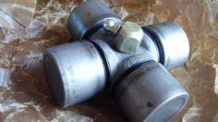 Как поменять крестовину на кардане